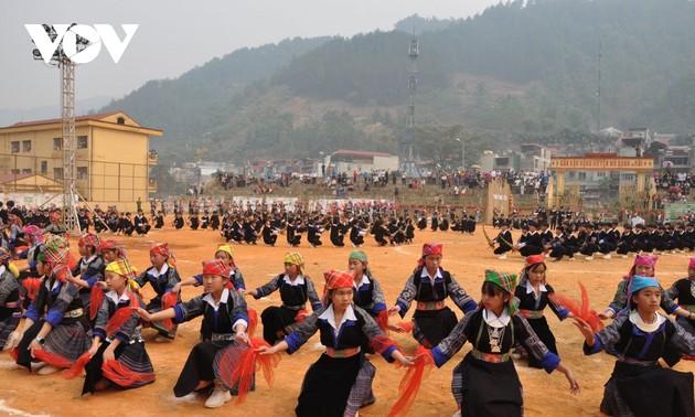 Concert: «Les échos de la forêt» à Mu Cang Chai