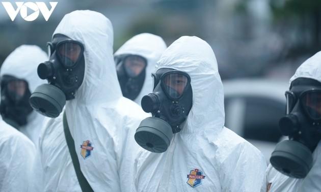 Covid-19: 46 nouveaux cas, dont 40 de contamination locale
