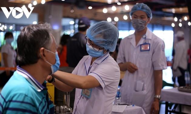 Covid-19: Le ministère de la Santé a distribué 3 millions de doses de vaccin à Hô Chi Minh-ville
