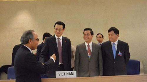Việt Nam đối thoại thẳng thắn, cởi mở về nhân quyền