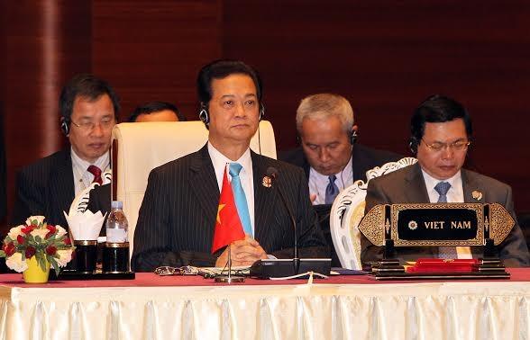 Thủ tướng Chính phủ Nguyễn Tấn Dũng: Việt Nam kiên quyết bảo vệ chủ quyền và lợi ích chính đáng