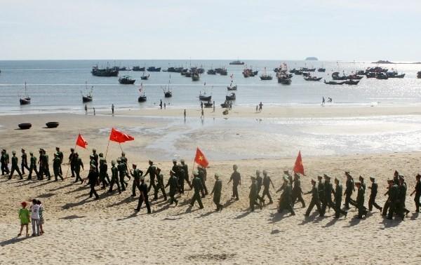 2.000 người sẽ tham gia lễ mít tinh trong Tuần lễ biển và hải đảo Việt Nam