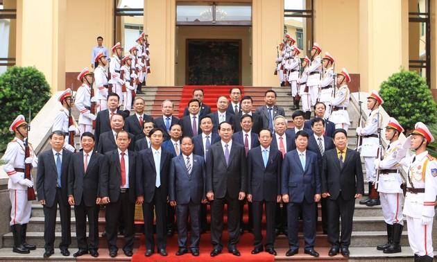 Bộ Công an Việt Nam và Bộ An ninh Lào tiếp tục tăng cường hợp tác
