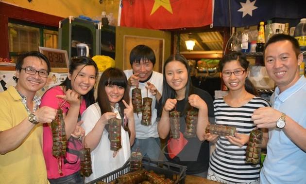 Tạo sân chơi bổ ích cho sinh viên Việt Nam tại Australia