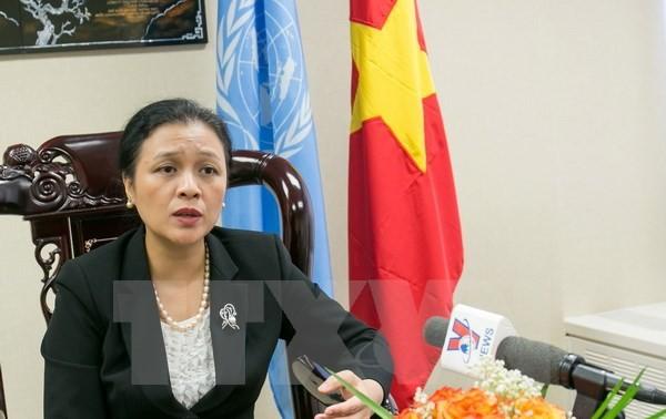 Việt Nam trúng cử vào Hội đồng Kinh tế Xã hội Liên Hợp quốc với số phiếu ủng hộ cao