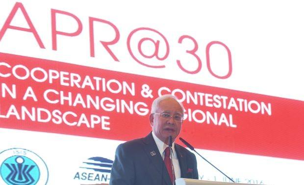 Премьер Малайзии призвал к решению споров в Восточном море на основе международного права