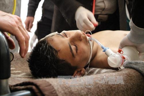 Армия Сирии готова прекратить боевые действия для расследования применения химоружия