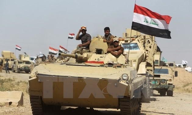Боевики ИГ потеряли 87% ранее захваченных территорий - международная коалиция