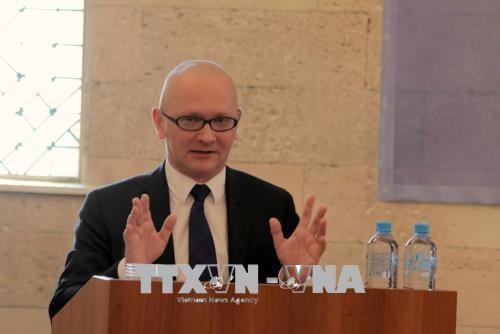 Российских специалистов интересует вопрос разрешения споров в районе Восточного моря
