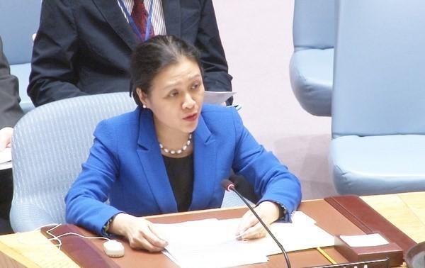 Вьетнам подтвердил обязательство разрешения споров мирным путем
