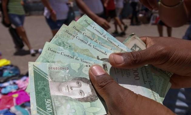 Венесуэла потеряла 38 миллиардов долларов за три года из-за санкций США