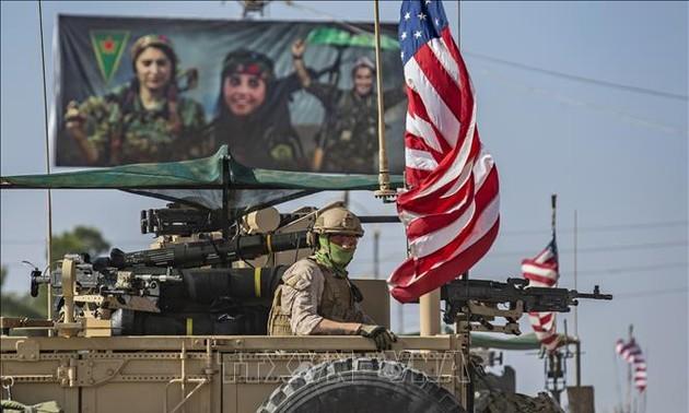 США возобновили операцию против ИГ на севере Сирии