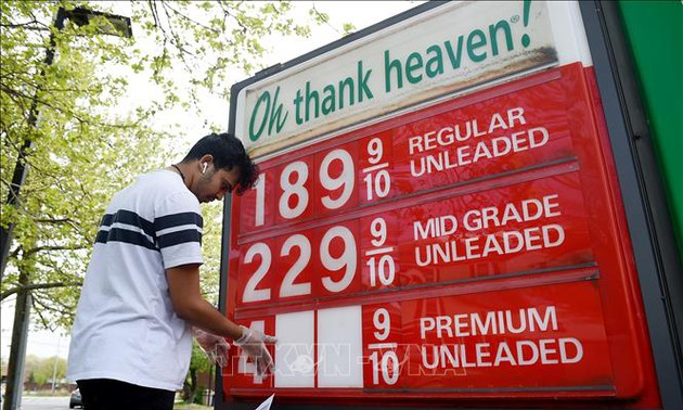 Цены на нефть Brent и WTI снова выросли