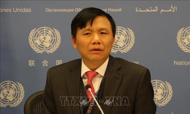 Вьетнам призывает продвинуть процесс мирного урегулирования в Афганистане