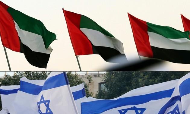 Израиль и ОАЭ договорились о нормализации отношений