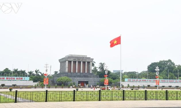 Мировые лидеры направили поздравительные телеграммы в связи c Днем независимости Вьетнама