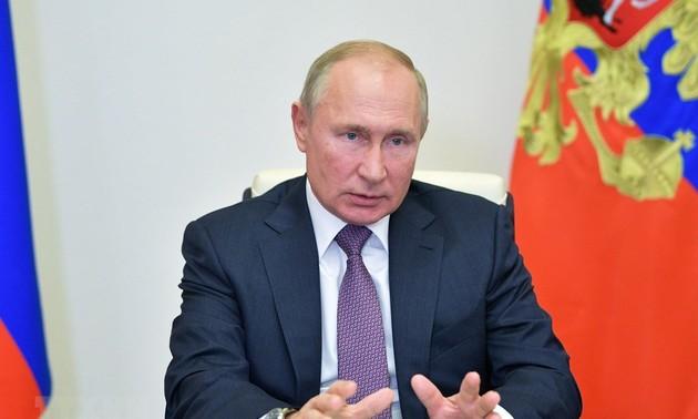 Путин утвердил Стратегию развития Арктической зоны России до 2035 года