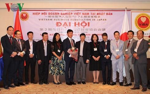 Asosiasi Badan Usaha Vietnam di Jepang membarui aktivitas