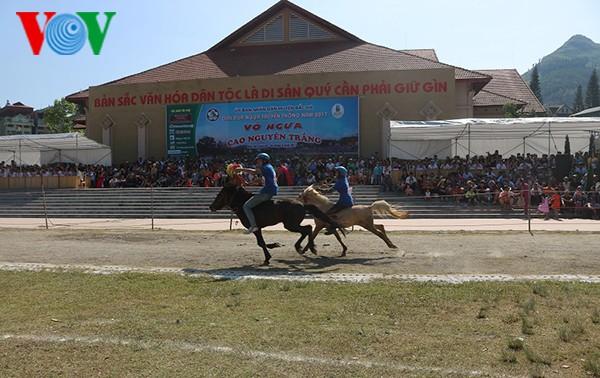 Provinsi Lao Cai sudah siap untuk pembukaan Festival daerah dataran tinggi putih Bac Ha