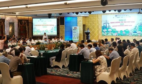 Mengawali Pekan Energi Terbarukan Vietnam 2019