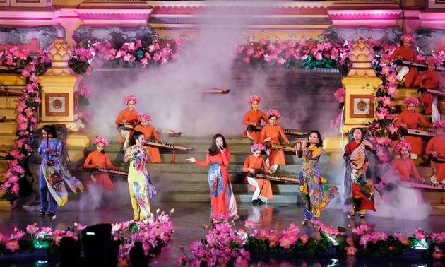 Seniwati Nghiem Thu – seorang yang memberikan ilham kepada generasi muda untuk lebih mencintai sitar Ty ba