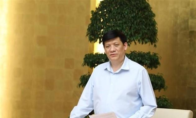 Jangan melepaskan obyek yang bersangkutan dengan wabah Covid-19 di Kota Da Nang