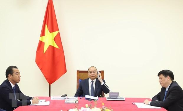 Memperkuat lebih lanjut lagi hubungan kemitraan strategis Vietnam-Jerman