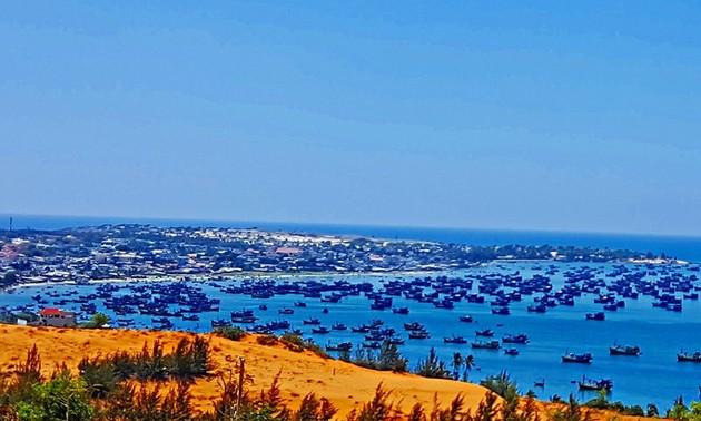 Zona Wisata Nasional  Mui Ne – Aksentuasi Dalam Peta Wisata Vietnam