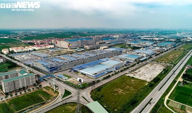 Provinsi Bac Ninh Siapkan Lapangan  Untuk Sambut Para Investor