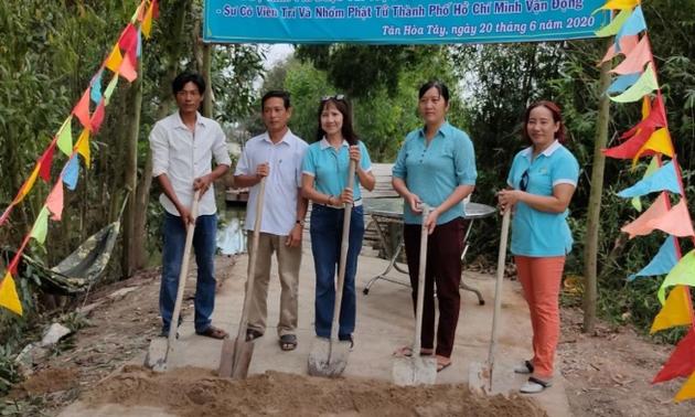 Dao Thi Kim Nuong-Seorang Pejabat yang Sepenuh Hati Dengan Gerakan Masyarakat