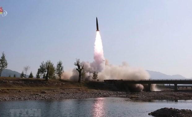 Rusia Serukan Upaya Menjaga Perdamaian di Semenanjung Korea