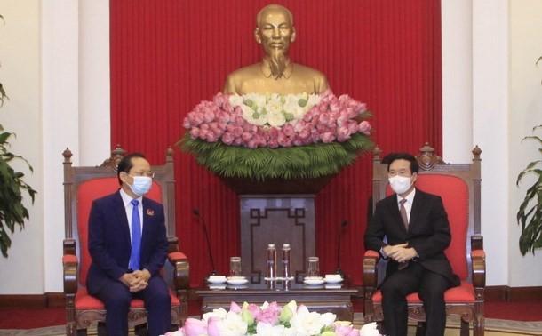 Vietnam Hargai Penguatan Kerja Sama Komprehensif dengan Kamboja