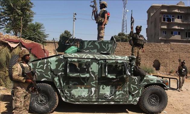 DK PBB Belum Tinjau Pembentukan Pasukan-Pasukan Penjaga Perdamaian di Afghanistan