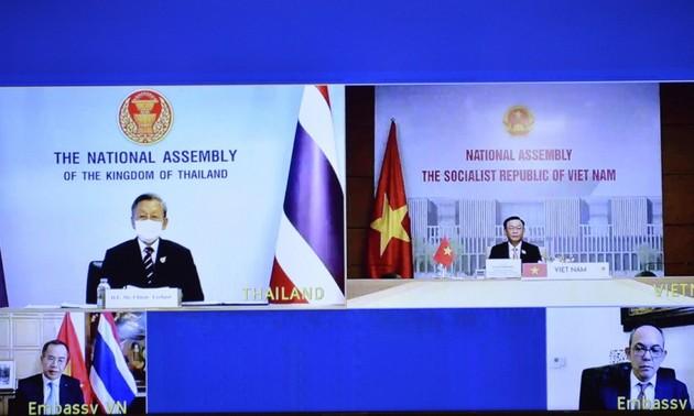 Mendorong Hubungan Kemitraan Strategi untuk Perkuat Hubungan Vietnam-Thailand Kian Menjadi Substantif