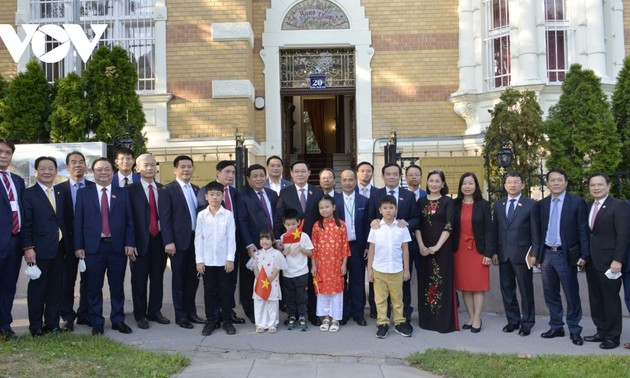 Kunjungan yang Sebarkan Pesan dan Citra Sebuah Negara Vietnam