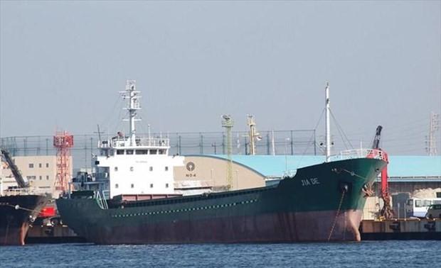 Naufrage d'un cargo dans la baie de Tokyo: un marin vietnamien sauvé