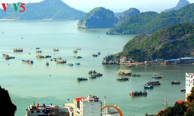 Cat Hai-l'île de la perle accueille plus de 2 millions de touristes