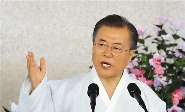 South Korean President announces 'Korea-Mekong Vision'