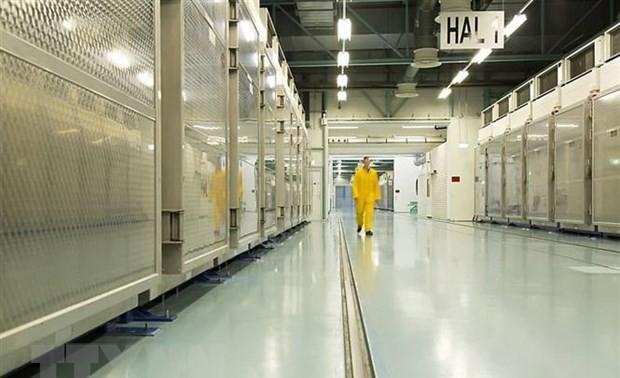 IAEA urges Iran to explain uranium particles at undeclared site