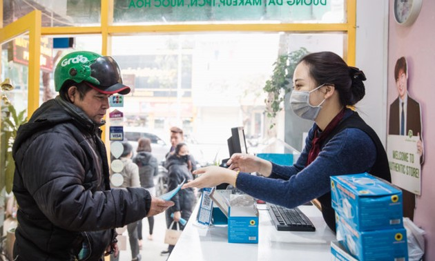 Free face masks offered amid nCoV outbreak