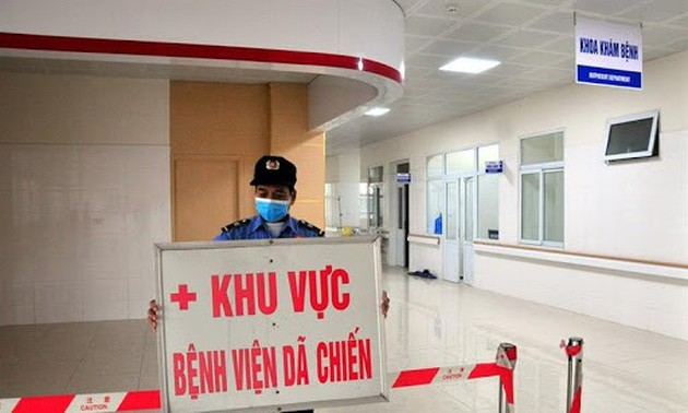 Hanoi to build 2nd makeshift hospital for Covid-19 treatment in 10 days