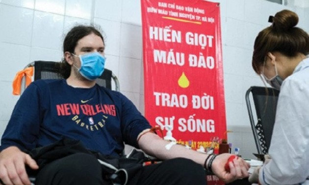 Blood donations amid Covid-19 outbreak