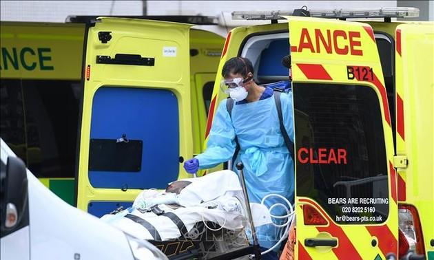 COVID-19: Global death toll surpasses 120,000