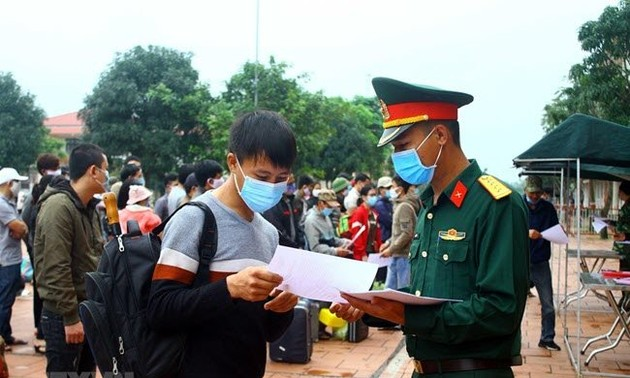 Life inside Vietnam's army-run quarantine camps