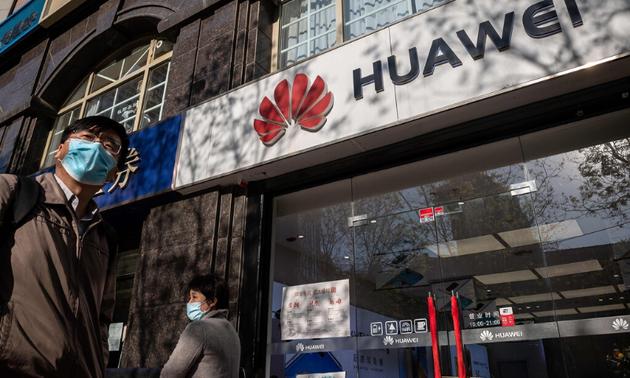 China rebukes US's latest move against Huawei