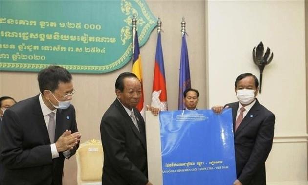 Vietnam-Cambodia topographic border maps to be sent to UN