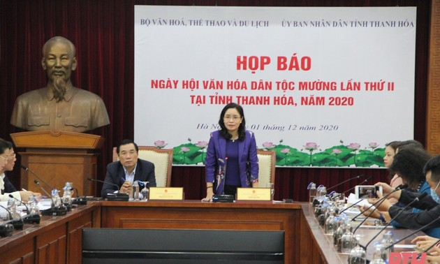 Festival celebrating Muong ethnic culture to open on Dec.10