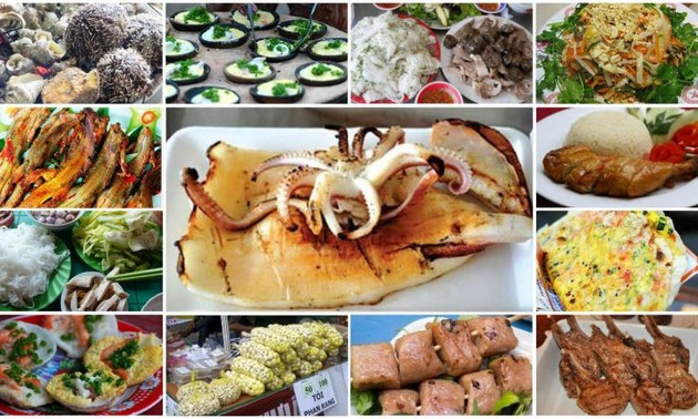 Specialties in Ninh Thuan, the land of sunshine