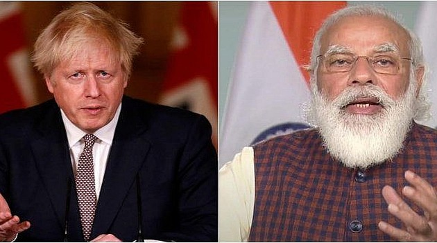 India, UK elevate relations to Comprehensive Strategic Partnership