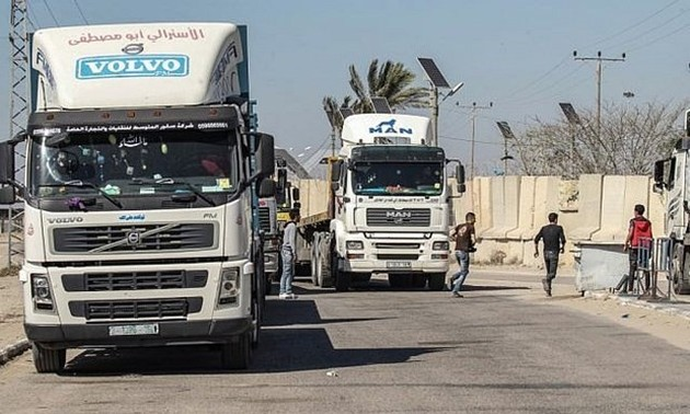 Gaza tensions show no sign of easing